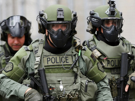 In one year Police out paced criminals in stealing American citizens' property