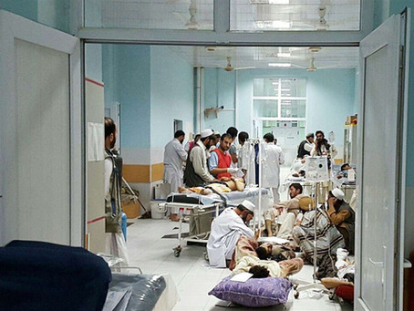 Doctors Without Borders releases its internal review about the U.S. Bombing of Hospital in Afghanist