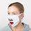 Thumbnail: Reba Lips Mask (White)