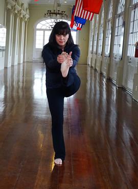 Nina Boasco Roach Cabildo Yoga