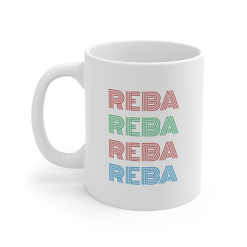Reba Mug