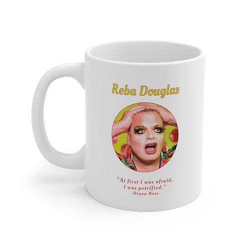 No Fear  Reba Mug
