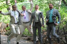 Double Gay Wedding