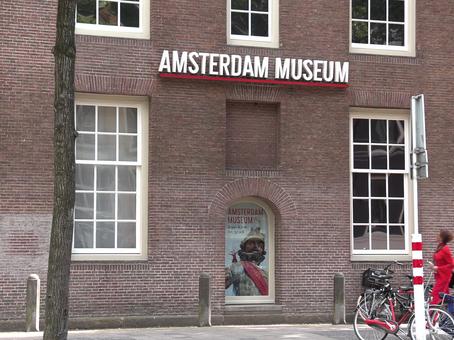 Peter de Grote in het Amsterdam Museum