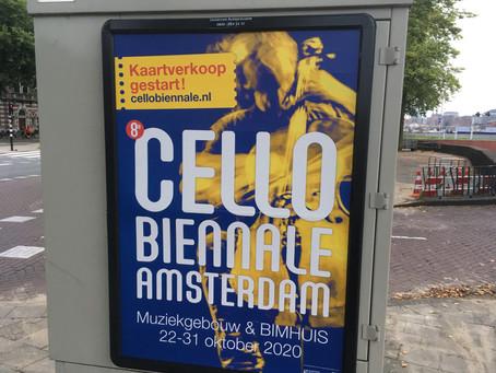 Cello Biennale, daar zijn we bij!