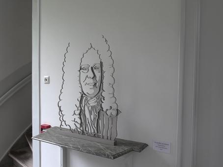 Culturele evenementen, kunst en cultuur, klassieke muziek - Bezoek aan het Brants Rus Hofje