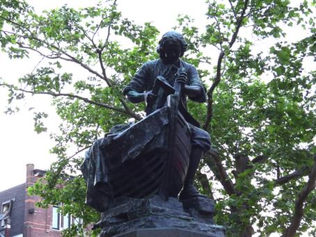 Culturele evenementen, kunst en cultuur, klassieke muziek - Peter de Grote in Zaandam, standbeeld