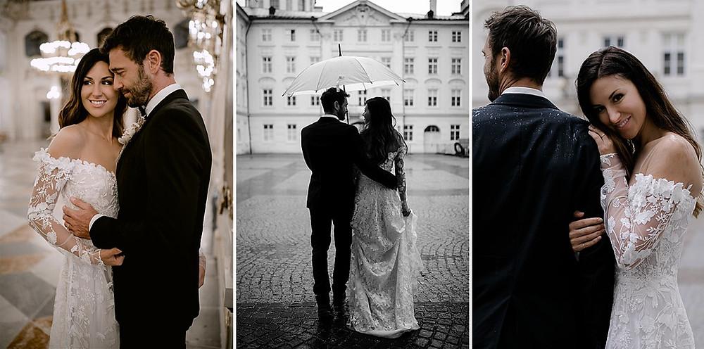 GLORY MEETS ELEGANCE Luxushochzeit in der Hofburg Innsbruck