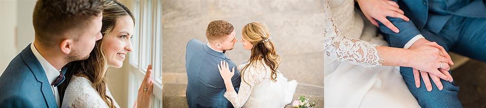 Corona Hochzeit Intim