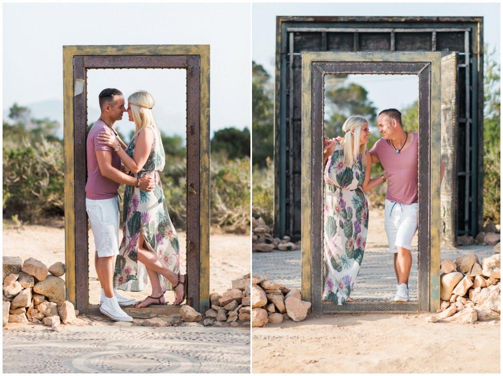 Ibiza Engagement photography