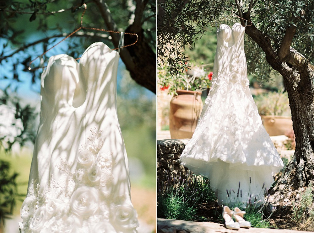 Wedding dress ibiza