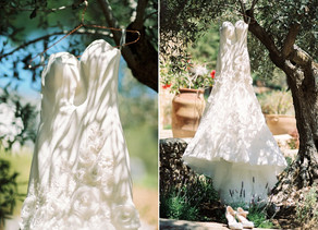 What to do with your wedding dress after your wedding day? | Was du mit deinem Hochzeitskleid nach d