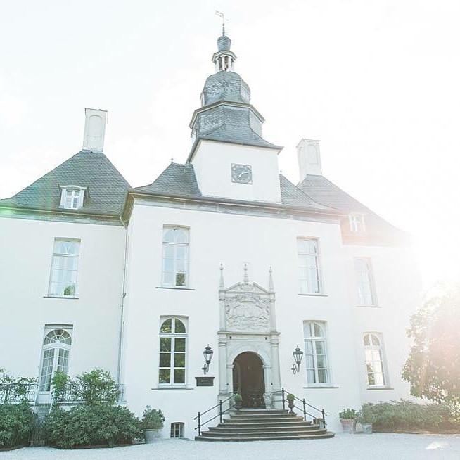 Hochzeitslocation Schloss Gartrop