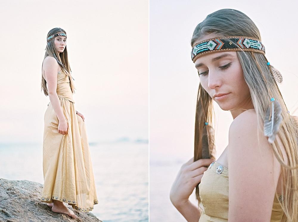 bohemian girl ibiza