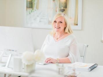 Corporate Photography: Portrait von Elke Nehring, First Weddingplanner