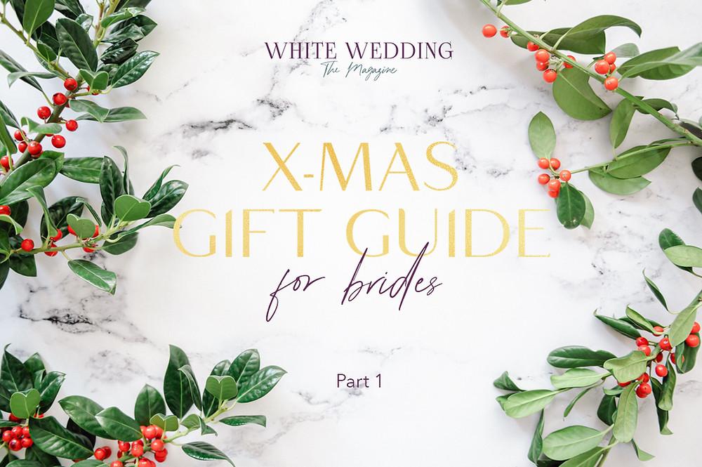 Weihnachtsliste von White Wedding  - The Magazine