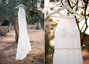 What to do with your wedding dress after your wedding day?  |  Was du mit deinem Hochzeitskleid nach