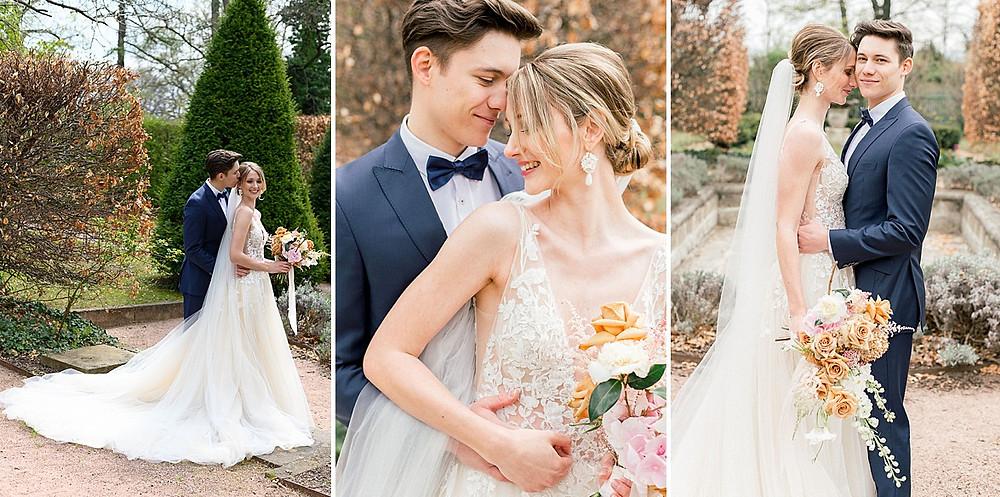 Hochzeitsinspiration mit südlichem Flaire
