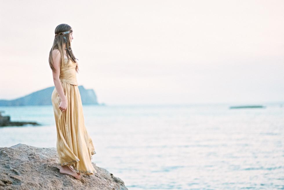 Frauen Portrait Ibiza