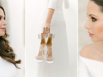 CLASSY BRIDE - CLASSY HAIRSTYLES - Frisuren für die zeitlos elegante Braut