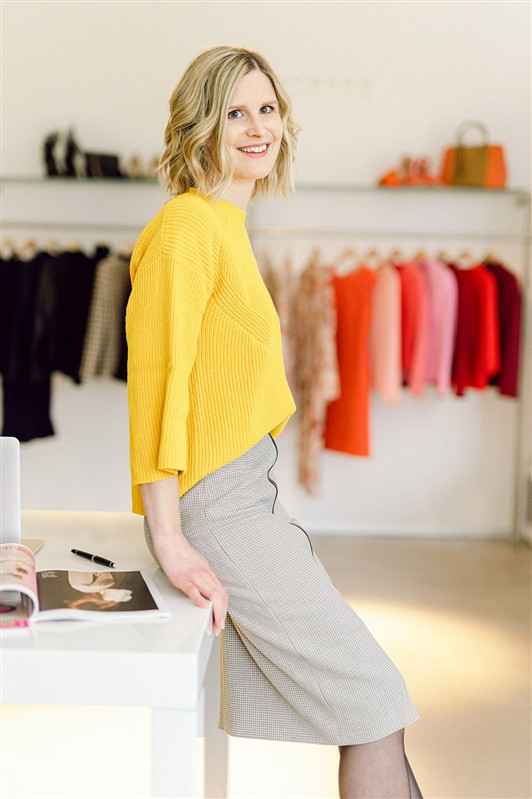 Sabine Walter Personal stylist