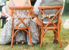 Rustikale Jäger Hochzeit