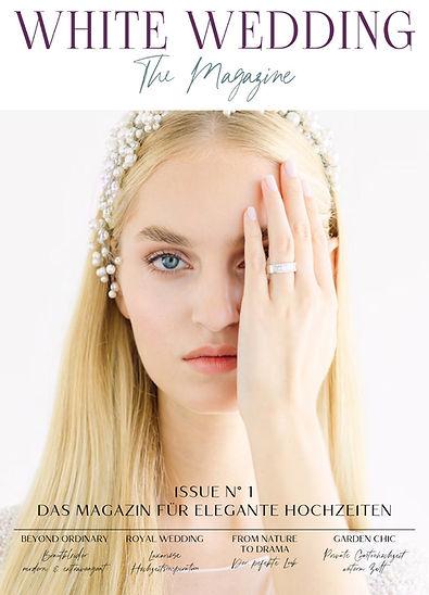 WHITE WEDDING - The Magazine ISSUE N°1