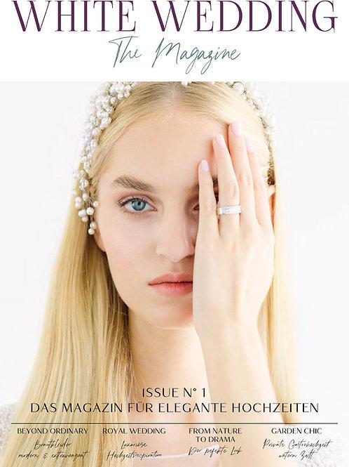 WHITE WEDDING - The Magazine | ISSUE N° 1