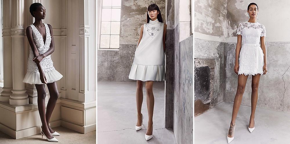 Victor & Rolf Mariage - short dresses 2021