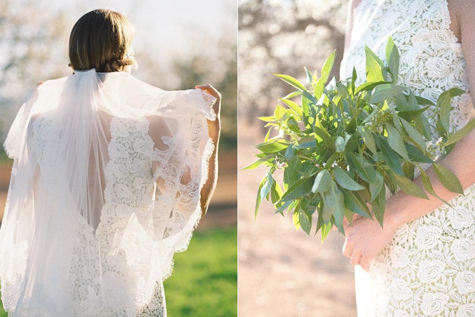 iibiza wedding - bridal portrait