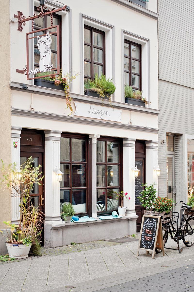 Liesgen Cafe in Krefeld