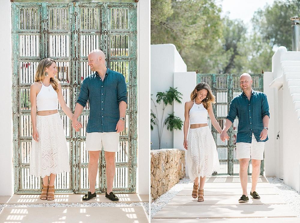 engaged Ibiza