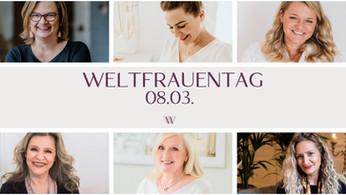 Weltfrauentag - Lasst uns feiern!