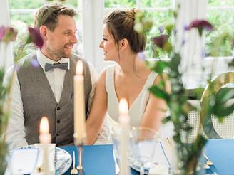 HYGGE WEDDING IDEAS IN BLUE