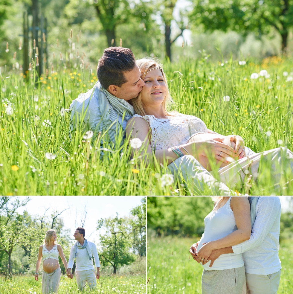 Boho maternity pictures