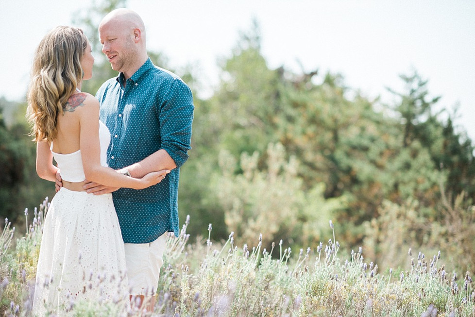 Why an engagement shoot on Ibiza?
