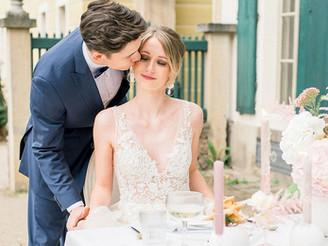 SOUTHERN FLAIR – Micro Wedding Inspiration mit französischem Akzent