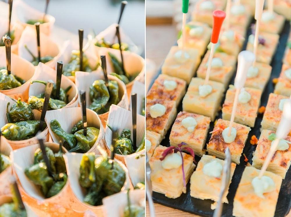 Catering & Fingerfood Gartenhochzeit