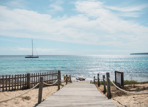 Wedding photographer on Formentera