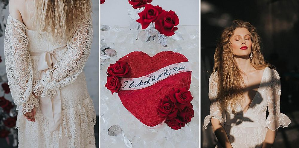 Red Lips - Hot Love - Hochzeitsinspiration