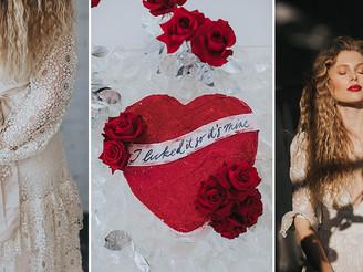 RED LIPS & HOT LOVE - eine besondere Hochzeitsinspiration
