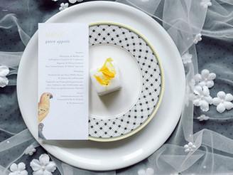 Pantone Farben 2021 - Gelbe & Graue Hochzeitsinspirationen