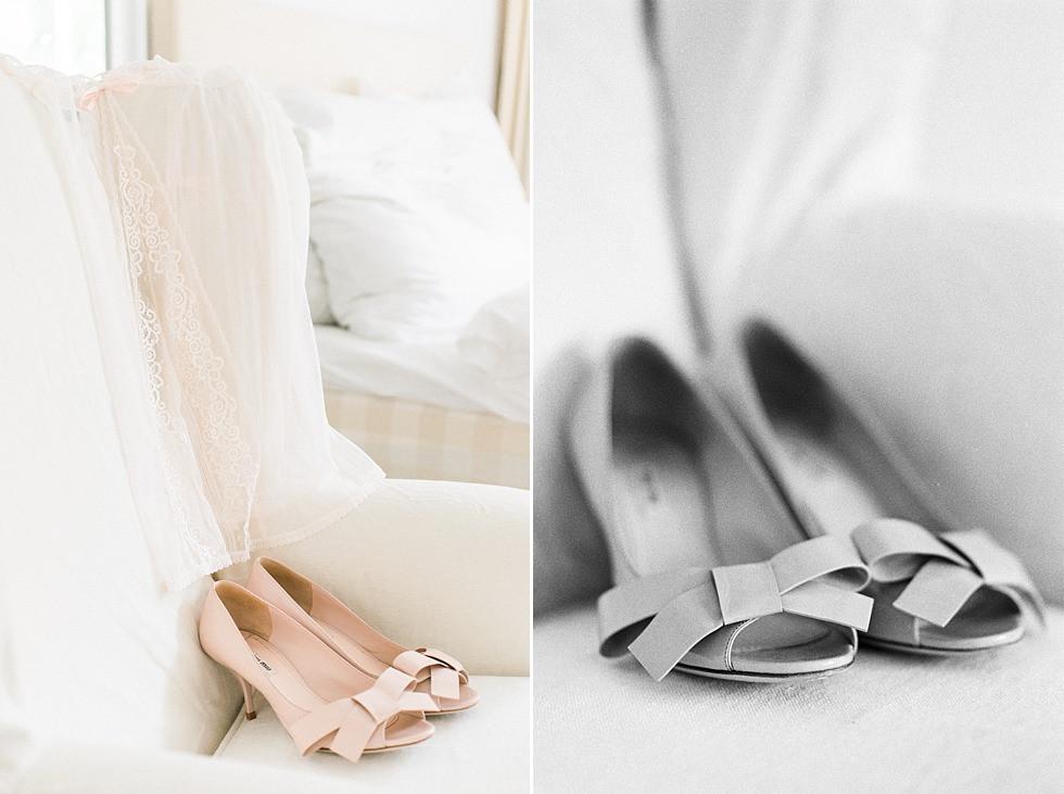 Bridal boudoir accessories
