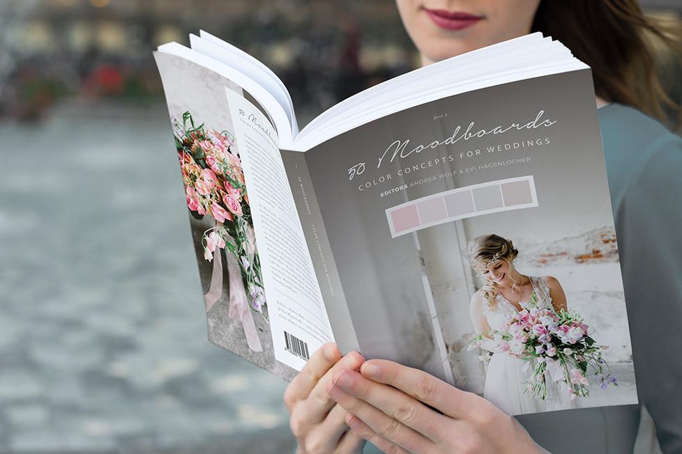Neuerscheinung: das zweite Inspirationsbuch für Hochzeitspaare