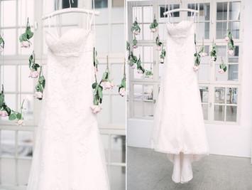 What to do with your wedding dress after wedding day? | Was kannst du mit deinem Hochzeitskleid nach
