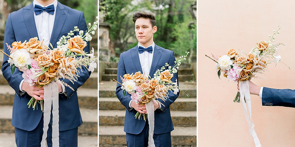 Fine Art Brautstrauß