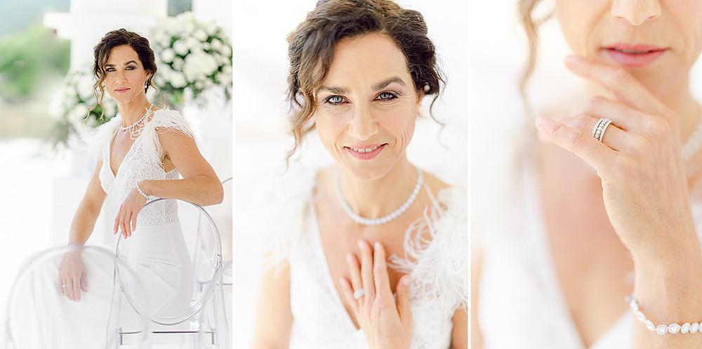 Brautmode Claudia Klimm Kleid von Rosa Clara