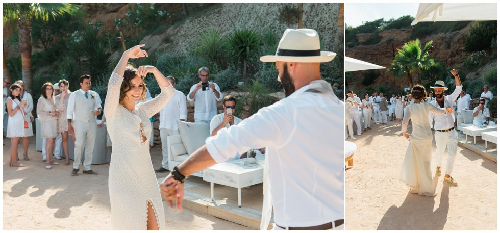 Wedding at Amante Ibiza