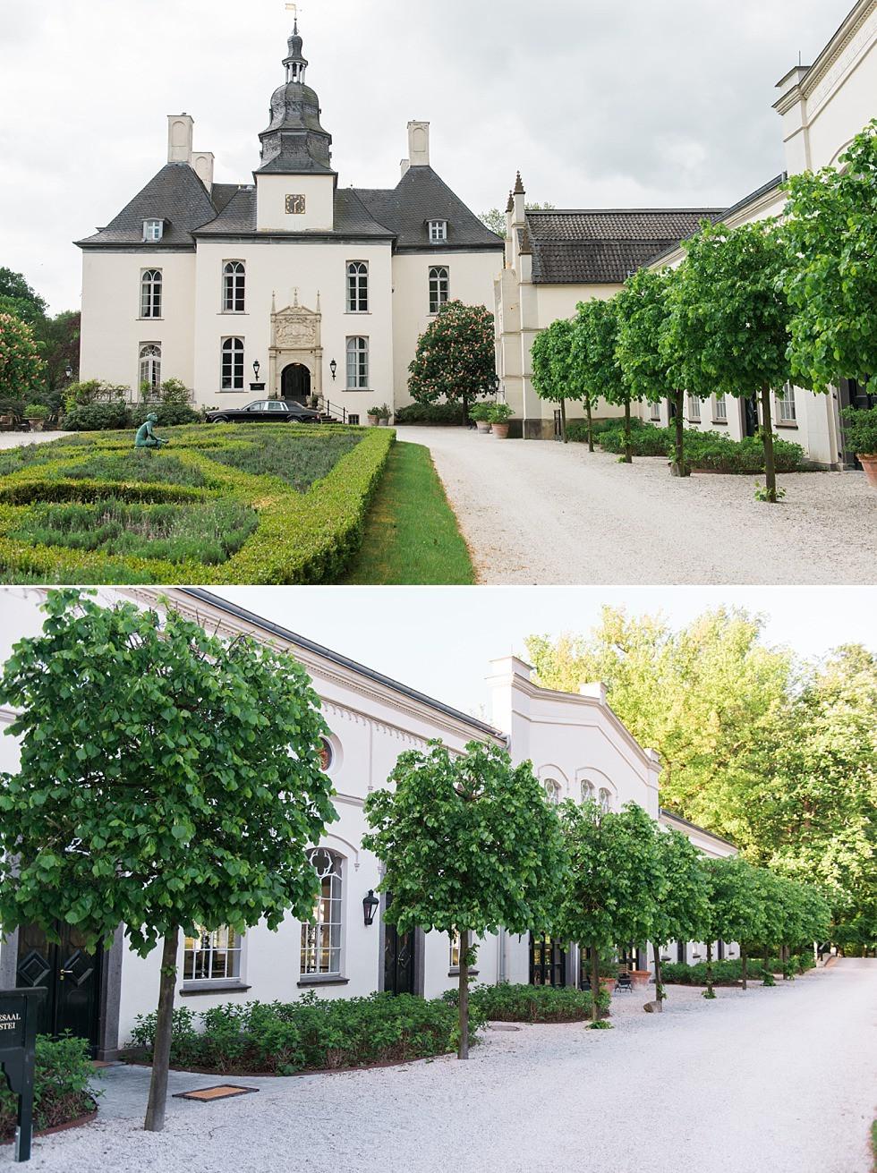Schloss Gartrop Hünxe