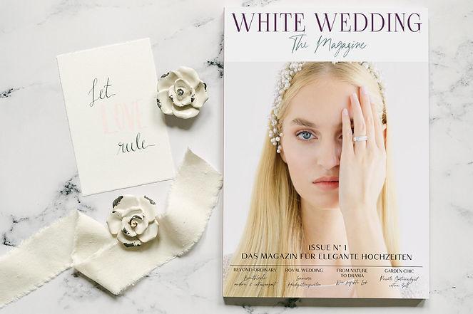 whiteweddingthemagazine issue 1